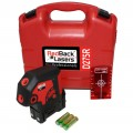 REDBACK LASERS 5 DOT LASER LEVEL RED -D275R