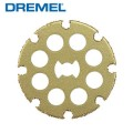 Dremel EZ544 EZ Lock 1-1/2 Inch Carbide Cutting Wheel