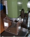 Bench drill TBM 220 option, safety guard