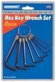 Hex Key Set 8piece AF