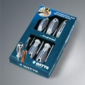 Witte Maxxpro plus 6pce anti tamper Torx set