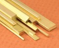 13-piece Micro Rectangular Brass Strip Assortment