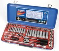 "Socket Set 57 Piece Metric 1/4"" & 3/8"" Square Drive"