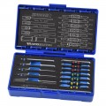 INTERCHANGEABLE PUNCH SET 18 PIECE