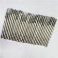 30pc Assorted Diamond Burr Set 3.0mm shank (loose)