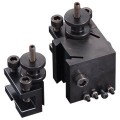 Lathe PD 230/E option, quick-change tool post and tool holders