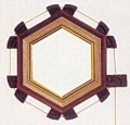 Nobex Picture Framing Clamp for 4, 5, 6 & 8 sided frames