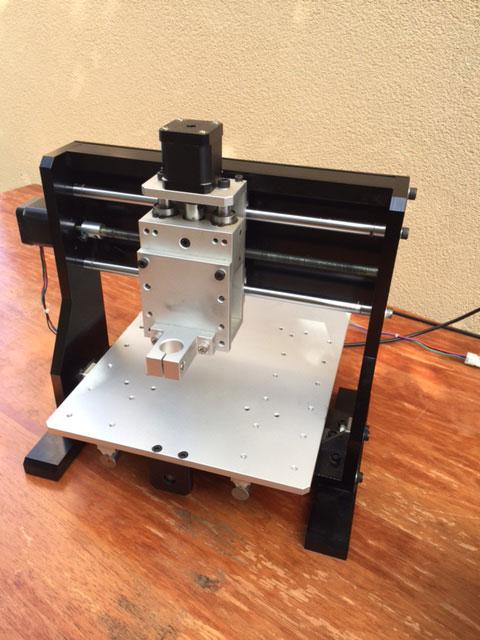 Mini CNC Mill - My Tool Store