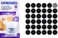 Dremel 413 - 240 Grit Sanding Discs - 36pc
