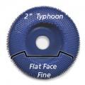 "2"" Typhoon Disc, Flat Face, Fine"
