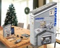 Dremel 3000 Series MultiPro Rotary Tool Home Repair Kit + 105 Accessories + 3 Attachments
