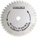 Saw blade, cross-cut super-cut, 85mm