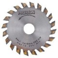 Saw blade, tungsten-carbide tipped, 20 teeth, 50mm