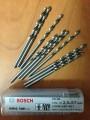 Bosch  Metal drill bits HSS-G, DIN 338 (pac 10)