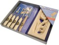 KIRSCHEN 7 pce WOOD CARVING SET - Display Boxed (3436-SB 7 pce)