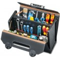 Top-Line tool case with middle wall