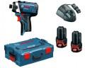 Bosch 10.8v Cordless Impact Driver Set GDR 10.8-LI