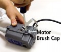 MP120 Motor Brush Cap