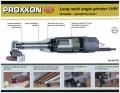 Proxxon Long Neck Angle Grinder LHW #28547
