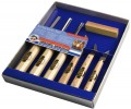 KIRSCHEN 7 pce WOOD CARVING SET - in Display Box (3427-SB 7 pce)