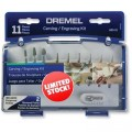 Dremel Carving / Engraving Mini Accessory Kit