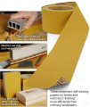 Stikit Gold Paper Self-adhesive Abrasives (3.0m roll) 80g - 800g
