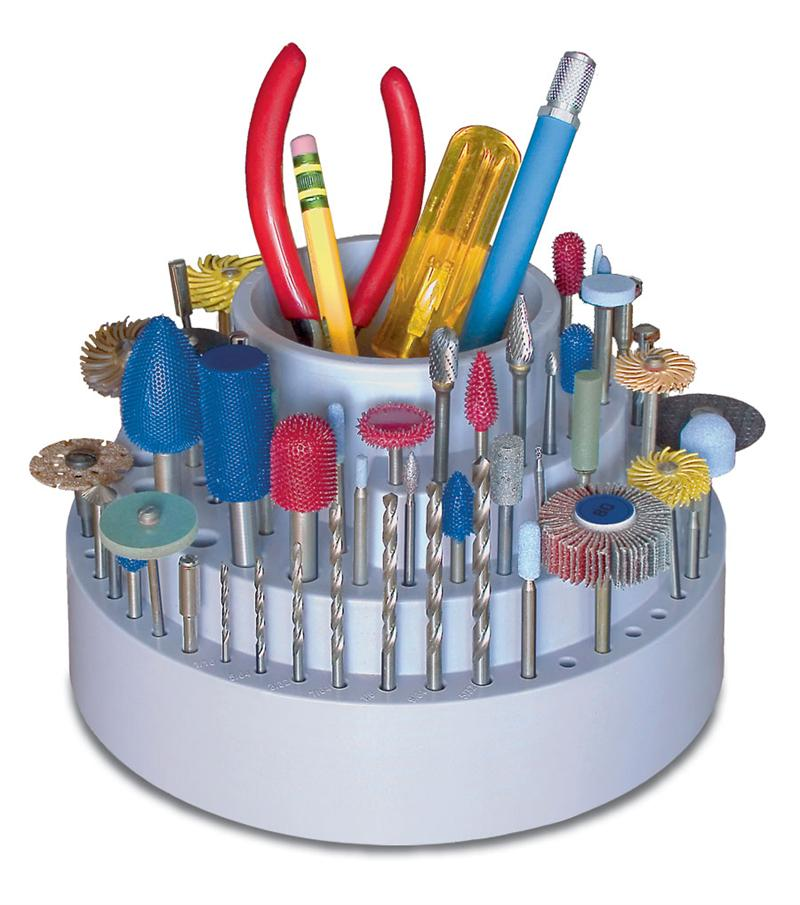 rotary tool bit holder foredome my tool store. Black Bedroom Furniture Sets. Home Design Ideas