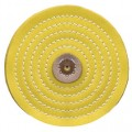 FOREDOM Razor Edge Yellow Treated Buff 100MM
